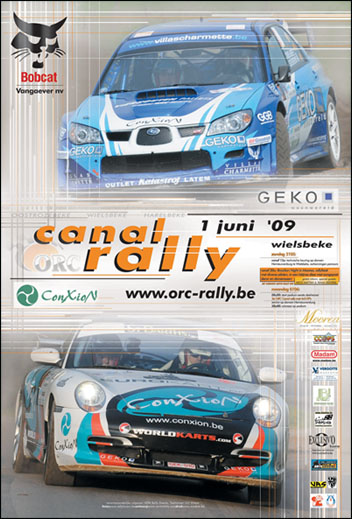 canal rally